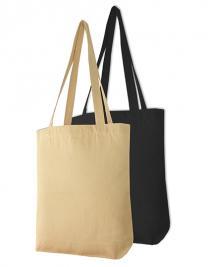 Canvas Carrier Bag Long Handle