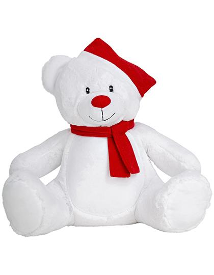 Christmas Zippie Bear